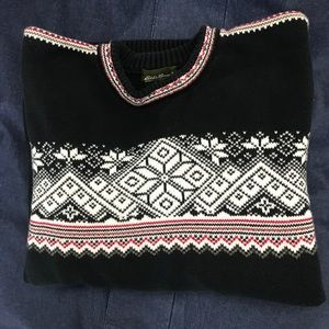 Eddie Bauer men's sweater